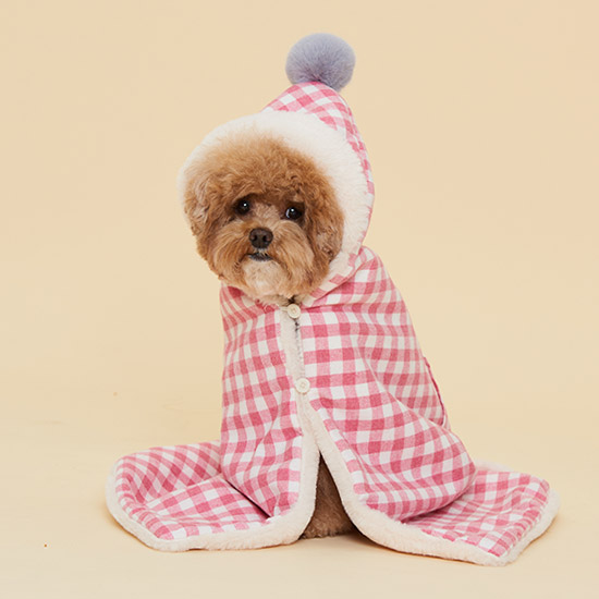 CHACHA BLANKET (PINK)