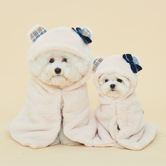 CHACHA BLANKET (POLAR BEAR)